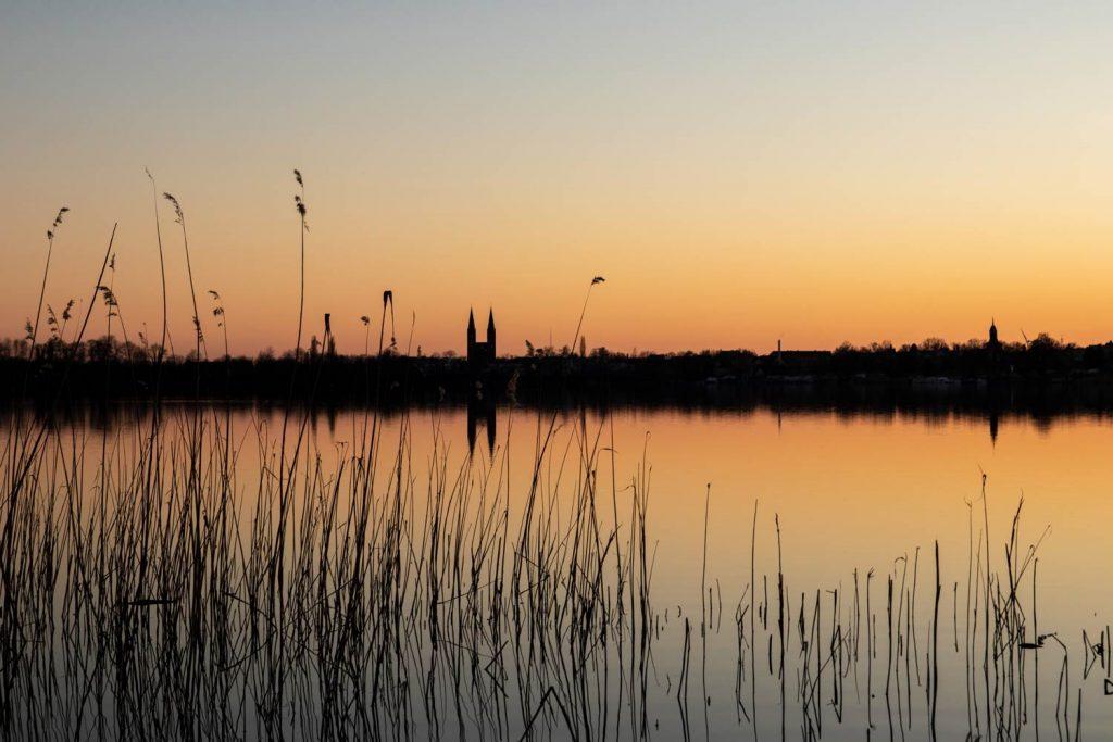 Gildenhall Horizonte - Ruppiner See mit Blick auf Neuruppin