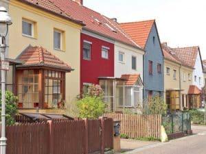Siedlung Luisenhof, erbaut 1919, Berlin