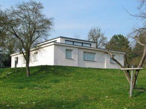 """""""Haus am Horn"""", Bauausführung 1923 von Adolf Meyer"""