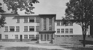 Schule am Weinberg in Alt-Ruppin, 1933