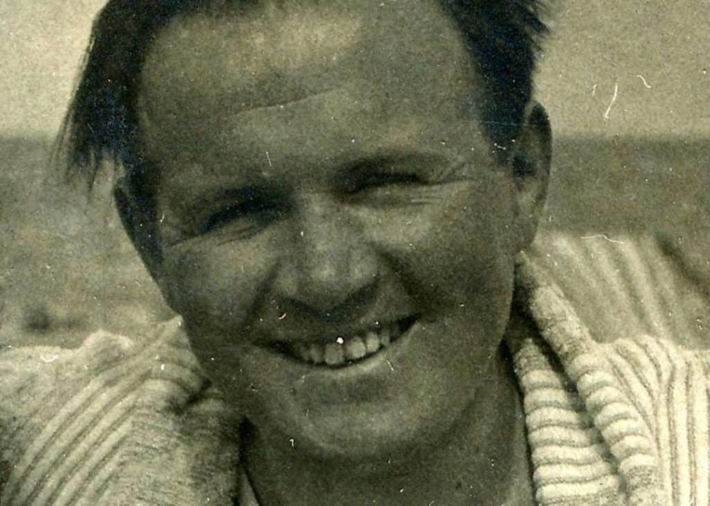 Porträt Hans Wissel, mit freundlicher Genehmigung Christian Wissel