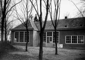 Atelier in Hermsdorf für Hans Lehmann-Borges, 1922 | Edition Rieger