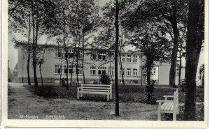 Schule am Weinberg, Rückseite