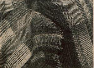 Handgewebte Stoffe | Die Form, 1933